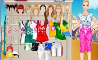 Sporty Doll Dressup