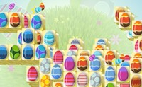 Happy Easter Mahjong