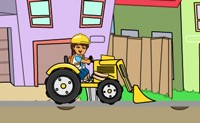Diego's Tractor game