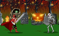 Power Rangers Halloween Blood