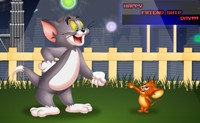 Tom and Jerry Dress-Up game
