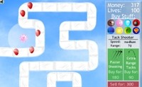 Bloons Tower Defence 2