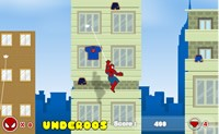 Spiderman Jumping